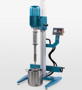 Mixer dissolvers_DISPERMAT LC2 - Công ty TNHH TM-DV Dĩnh Thành